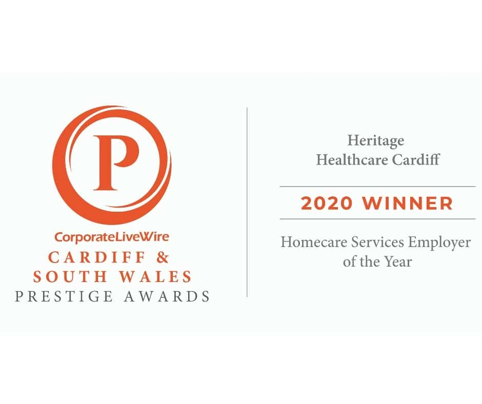 Heritage Healthcare Cardiff Named Homecare Services