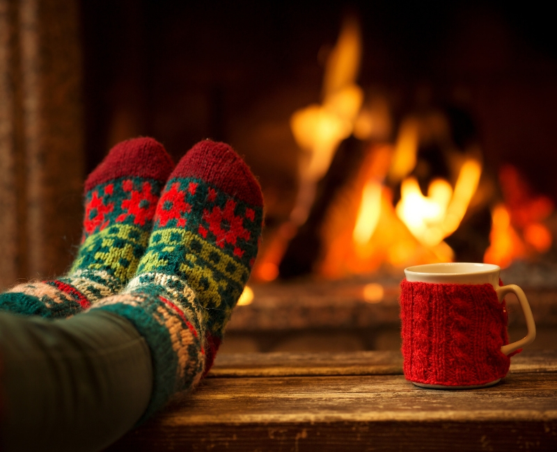 Heritage Healthcare launch Winter Warmer month
