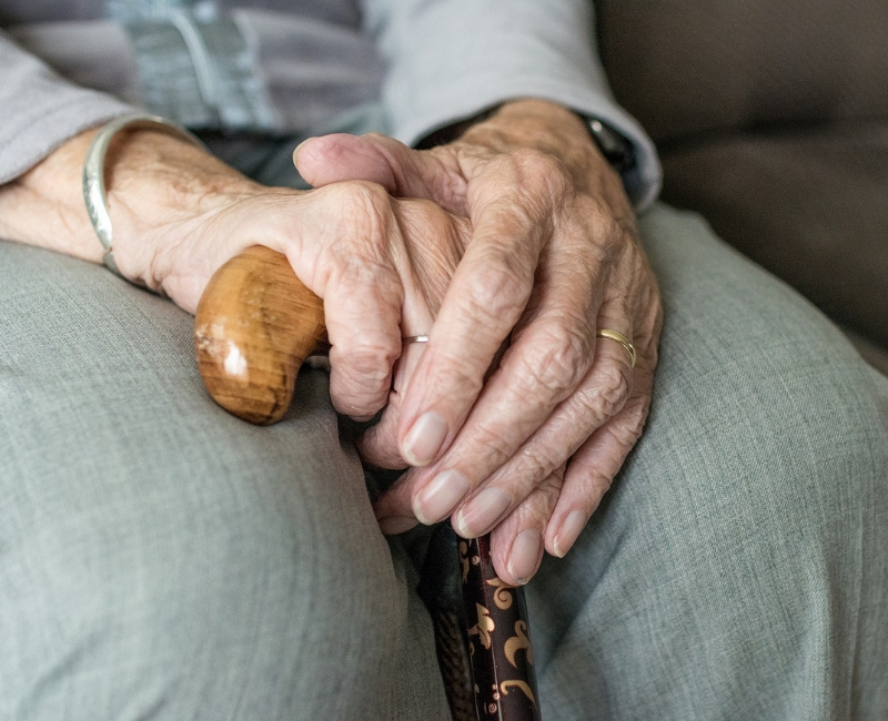 Elderly Loneliness - not just for Christmas