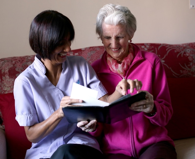 New Year, New Role: Why You Should Become a Carer
