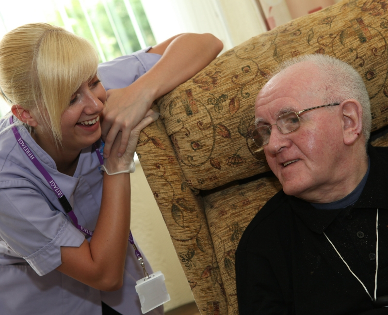 How Heritage Healthcare supports dementia