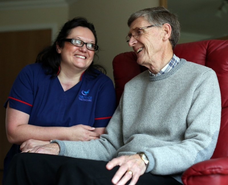 Dementia Support: How Heritage Healthcare Can Help