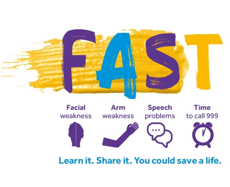 Stroke Awareness Month - The FAST Test