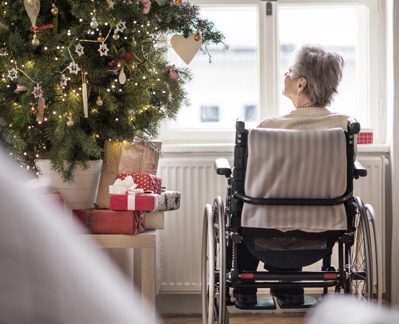 The Return of our Annual Campaign - Combating Elderly Loneliness